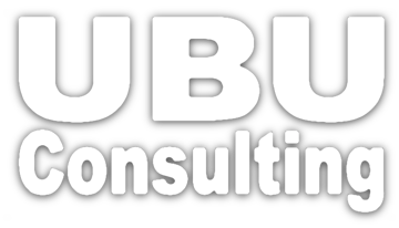 UBU Consulting Logo weiß
